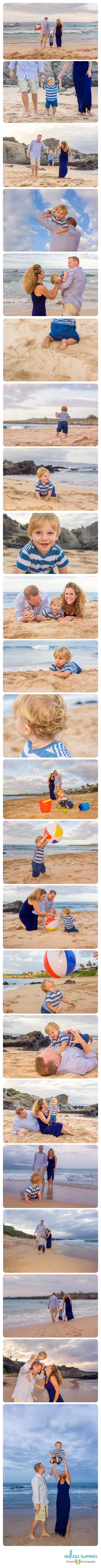 lifestyle family beach photos