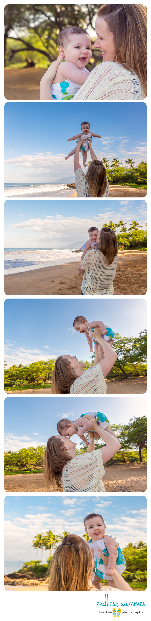 Maui Lifestyle Baby Photography