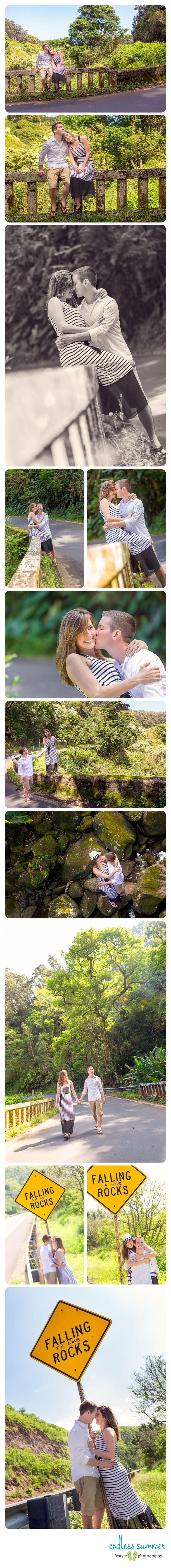 Maui Lifestyle Engagement Photography