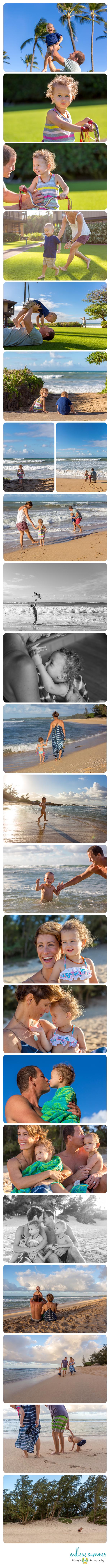 Maui Beach Family Photography