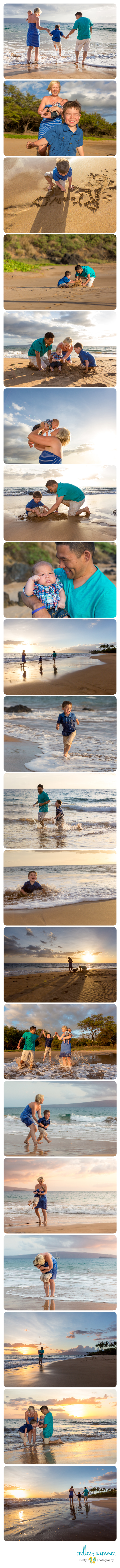 Maui Lifestyle Family Photography